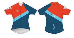 WOMEN'S - Vantage Point Endurance premium cycling jersey