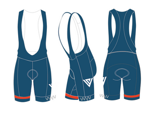 WOMEN'S - Vantage Point Endurance premium cycling bib shorts