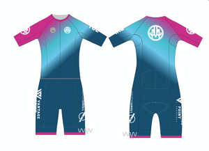 MEN'S - JJM Tulsa 2020 aero+ sleeved tri suit