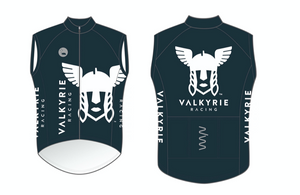 Valkyrie premium cycling gilet - women's