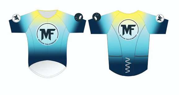 MFER aero+ sleeved tri top - men's