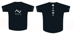 Tri Travel 2020 staff tee - men's