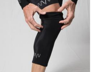 WYN black knee warmers 60%