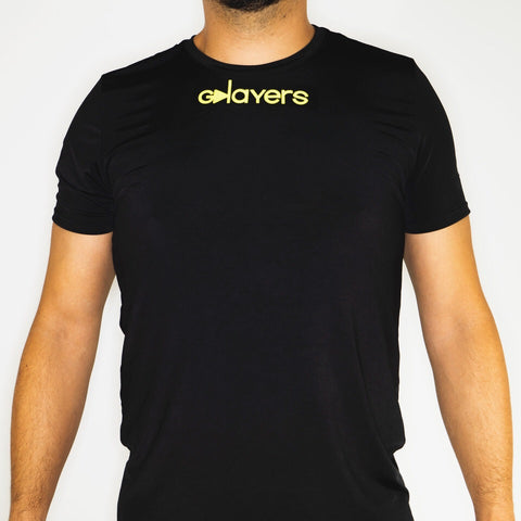 Camiseta hombre iker black edition GPLAYERS