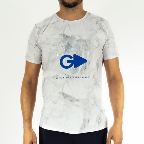 Camiseta hombre iker marble4 tiger edition GPLAYERS