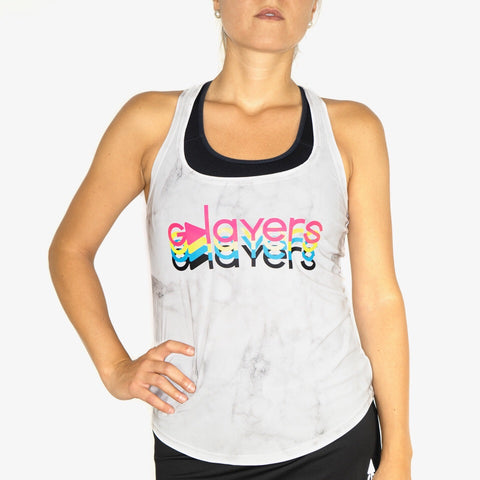 Camiseta mujer iris marble4 evolution edition GPLAYERS