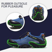 Mens Summer Breathable Mesh Leisure Athletic Shoes Men