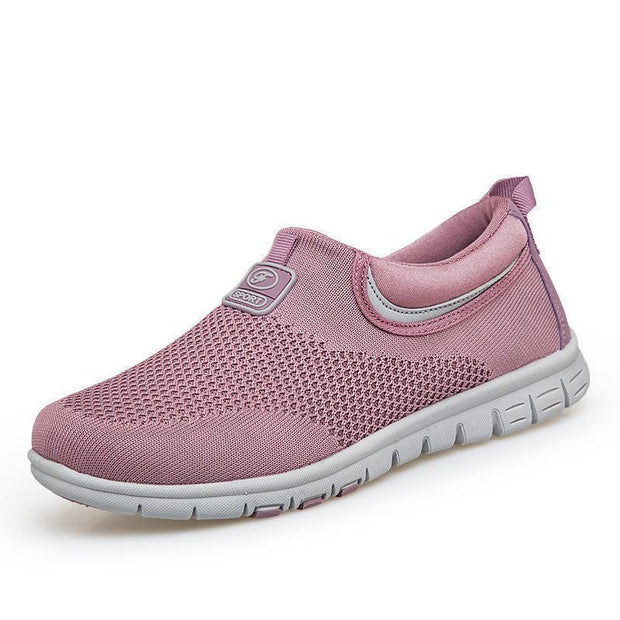 Female Walking Non-Slip Soft Bottom Health And Safety Shoes 116148 Pink / Us 5 Women