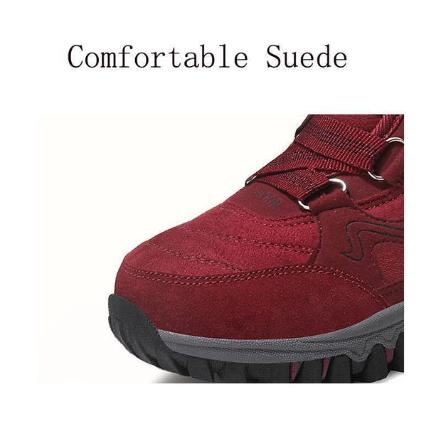 High-help Mother Cotton Shoes Casual Shoes 115867