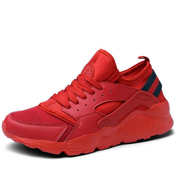 Women Large Size Couple Sports Breathable Shoes 116195 Red / Us 5