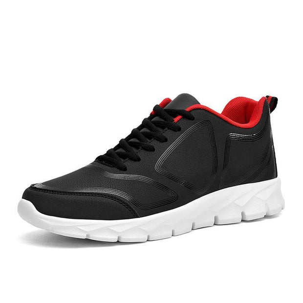 Autumn And Winter Mens Running Non-Slip Sneakers Wear Large Size Casual Soft Bottom Shoes 116341