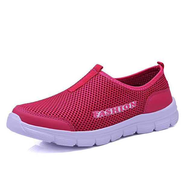 116416 Womens Casual Shoes Water Rose Red / Us 4 Women Shoes