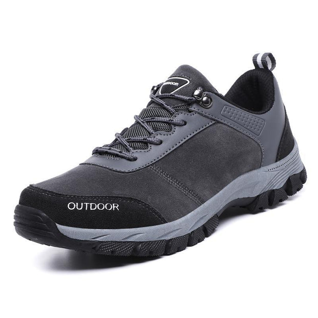 Mens Outdoor Sports Hiking Shoes 117328 Gray / Us 7 Men Shoes