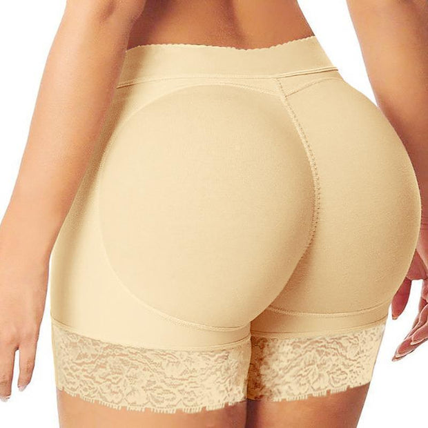 Women Shaperwear Sexy Butt Lifter With Pad Booty Lift Booster Tummy Control Panty Underwear 117499