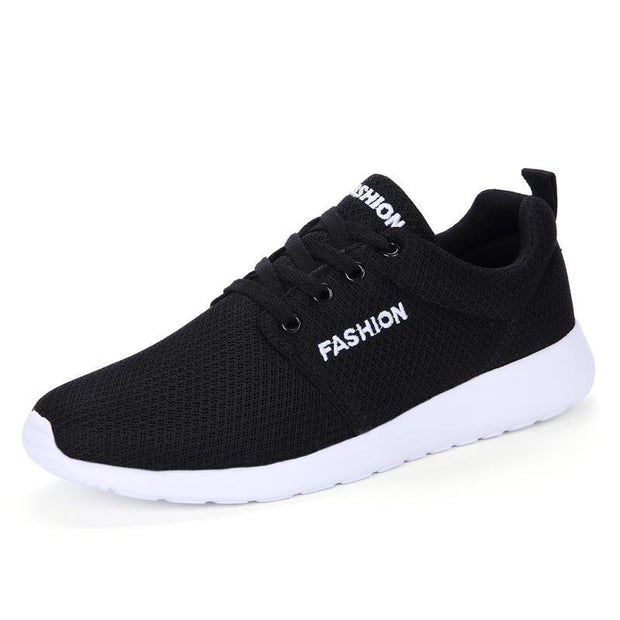Female Ultra Light Comfortable Spring And Summer Breathable Running Shoes 118247 Black / Us 4 Women