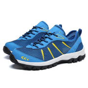 Mens Shoes New Seasons Casual Sports Outdoor Hiking 118365 Blue / Us 6.5 Men Shoes