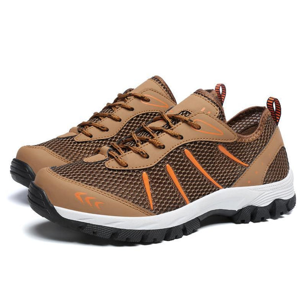 Mens Shoes New Seasons Casual Sports Outdoor Hiking 118365 Brown / Us 6.5 Men Shoes