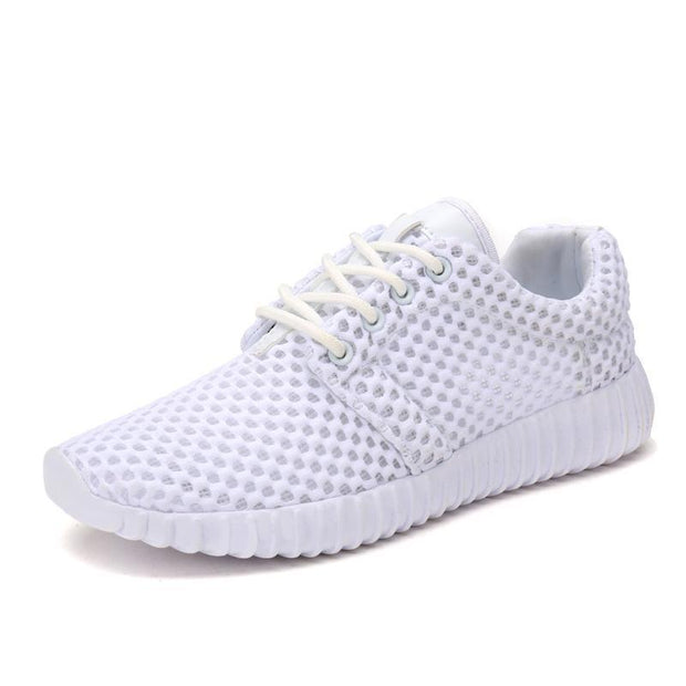 Women Casual Breathable Durable Outdoor Sneakers 118707 White / Us 4 Shoes