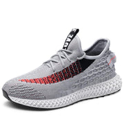 Mens Spring Tide Shoes Large Size Mens Coconut Fly Woven Breathable Casual 120583 Grey / Us 6.5 Men