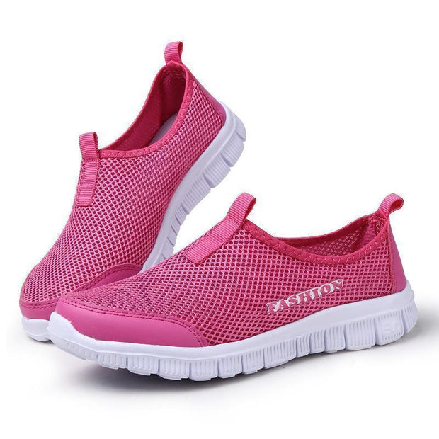 Women Lightweight Aqua Water Shoes Beach Sneakers