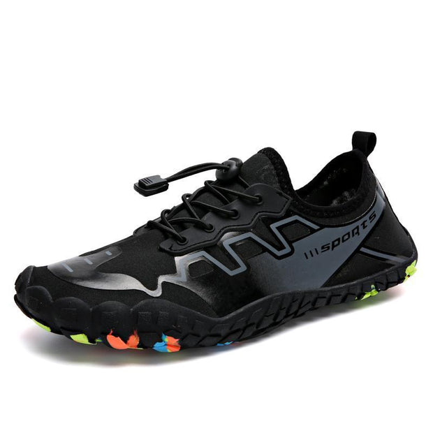 Mens Multi-Purpose Outdoor Shoes Five-Finger Shoessecond -30% By Codebts30 121239 Black / Us 6.5 Men