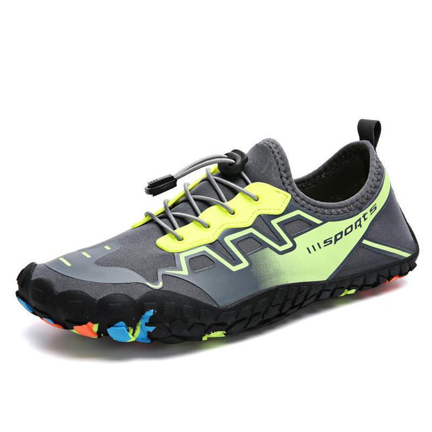 Mens Multi-Purpose Outdoor Shoes Five-Finger Shoessecond -30% By Codebts30 121239 Fluorescent Green