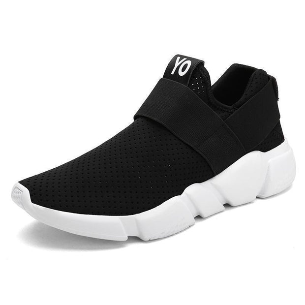 Woman Fashion Breathable Casual Light Walking Sneakers 121886 Black / Us 5 Women Shoes