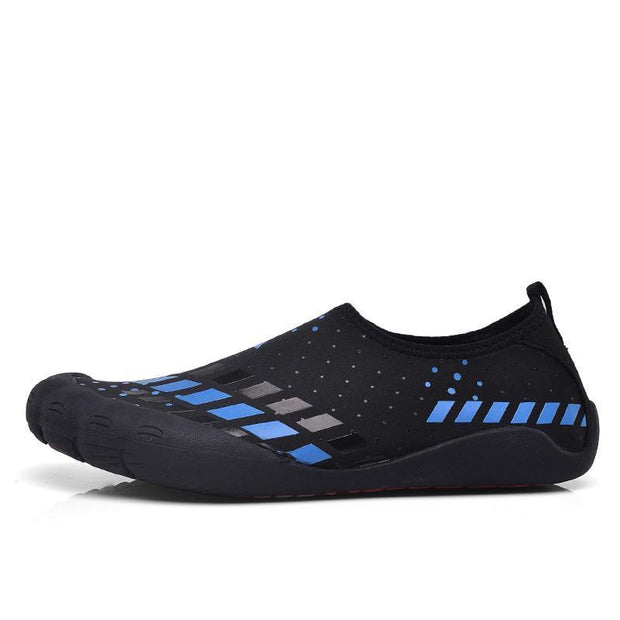 Mens Breathable Comfortable Non-Slip Fitness Shoes Swimming Multi-Functional Sports 122077 Blue / Us