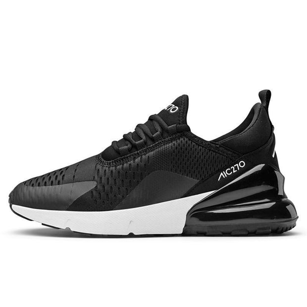 Fashion Womens Air Cushion Shockproof Sports Shoes Comfortable Lightweight Lovers Casual 122212
