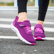 Women Breathable Travel Walking Sneakers Shoes