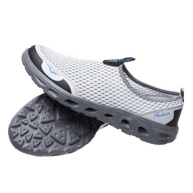 Men Honeycomb Mesh Quick Drying Beach Shoessecond -30% By Codebts30 Shoes