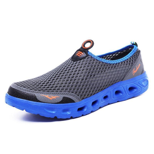 Men Honeycomb Mesh Quick Drying Beach Shoessecond -30% By Codebts30 122637 Dark Gray / Us 6.5 Shoes