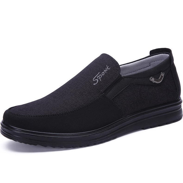 Mens Shoes Low Business Casual Soft 122779 Black / Us 6 Men Shoes
