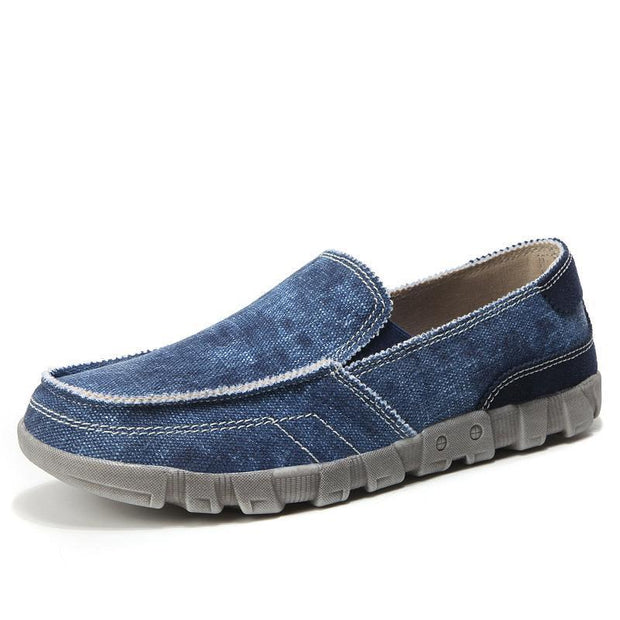 Mens Fashion Casual Outdoor Canvas Shoes Are Light And Breathable 123326 Blue / Us 6 Men Shoes