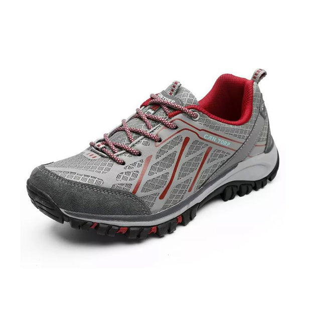 Mens Fashion Casual Outdoor Sports Shoes Are Light And Comfortable Breathable 123388 Gray / Us 6 Men