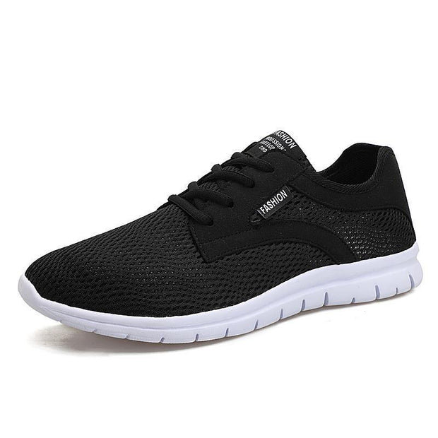 Mens Ultra-Light Sports Casual Handmade Shoes Are Comfortable And Lightweight 123412 Black / Us 6