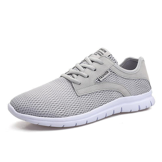 Mens Ultra-Light Sports Casual Handmade Shoes Are Comfortable And Lightweight 123412 Gray / Us 6 Men