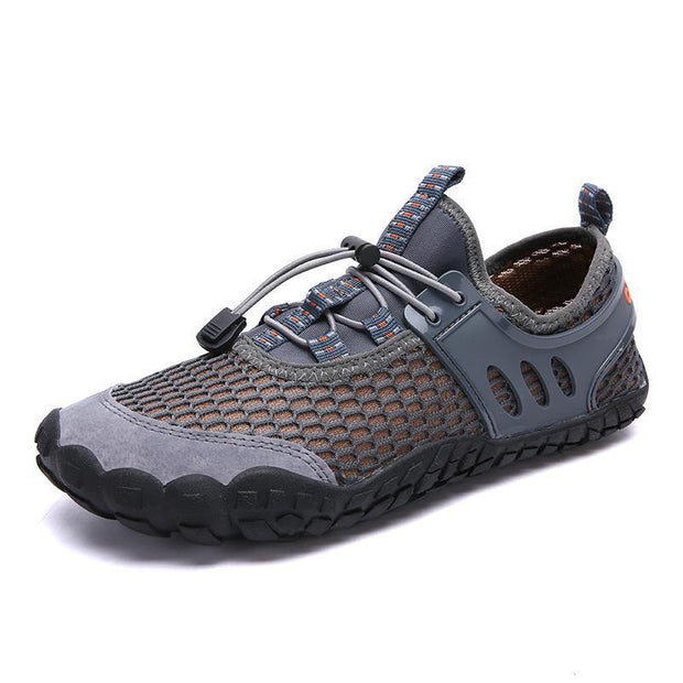 Mens Summer Breathable Mesh Fabrics Quick Drying Water Fitness Sneakerssecond -30% By Codebts30