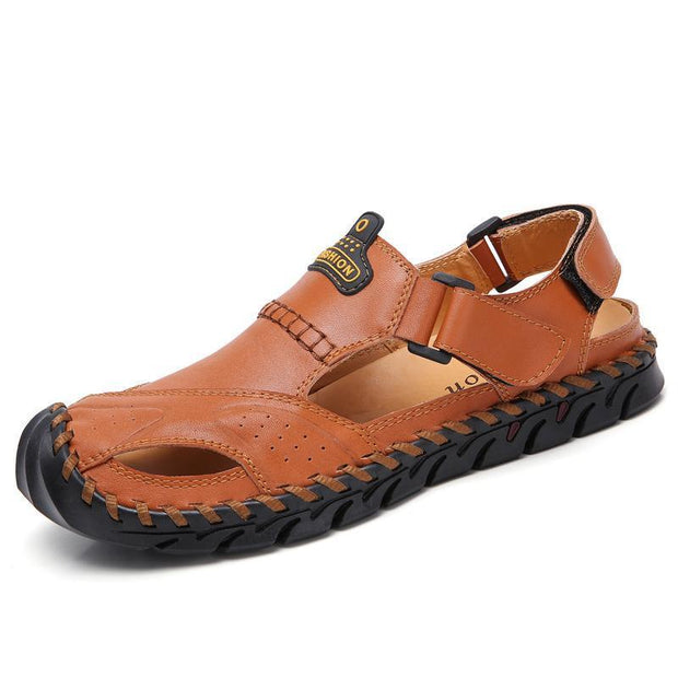Mens Casual Trend Outdoor Sandals 125285 Brown / Us 6 Men Shoes
