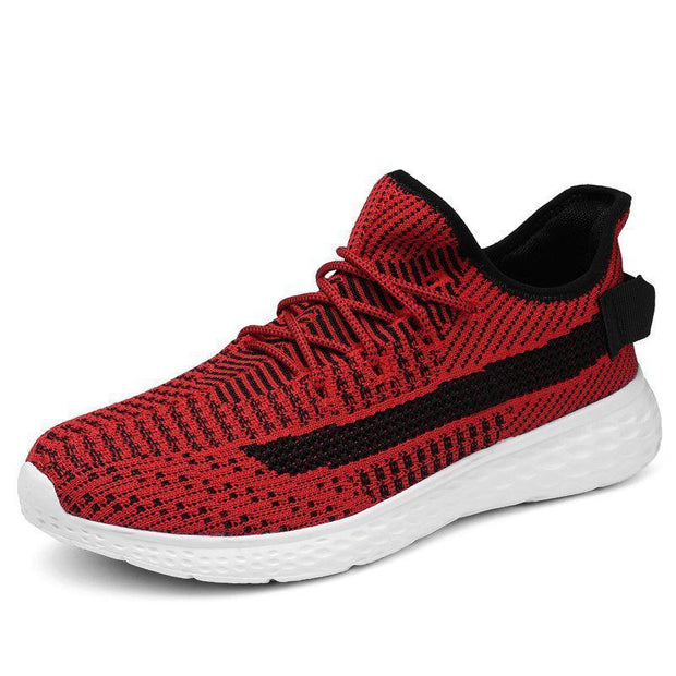 Mens Fashion Casual Sports Jogging Shoes 127016 Red / Us 6.5 Men Shoes