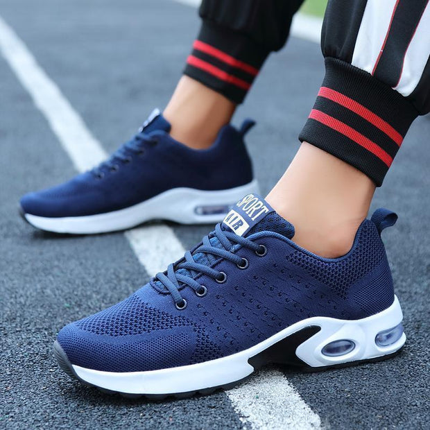 Women Breathable Sneakers Shoes Adult Comfortable Soft Mesh