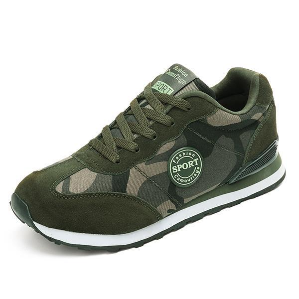 Ladies Camouflage Outdoor Comfortable Breathable Lightweight Military Training Sports Shoes 127406