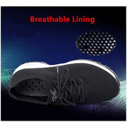 Womens Flying Woven Non-Slip Breathable Comfortable Shoessecond -30% By Codebts30 Women Shoes