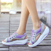 Summer Ladies Platform Comfortable Sandals Women Shoes