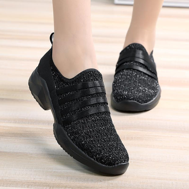 Women Flats Slip-On Loafers Summers Sport Shoes Big Size 35-42 128230