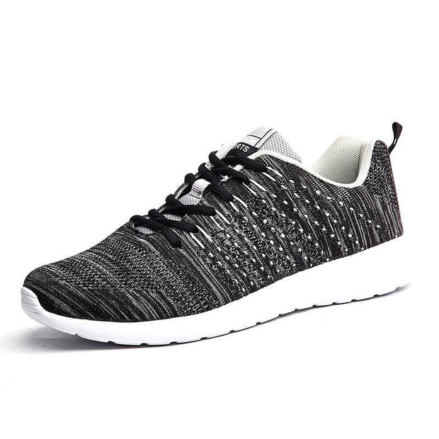 Mens Casual And Comfortable Fashion Breathable Sneakers 128992 Black Ash / Us 6.5 Men Shoes