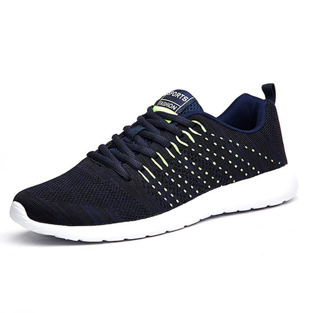 Mens Casual And Comfortable Fashion Breathable Sneakers 128992 Blue Green / Us 6.5 Men Shoes