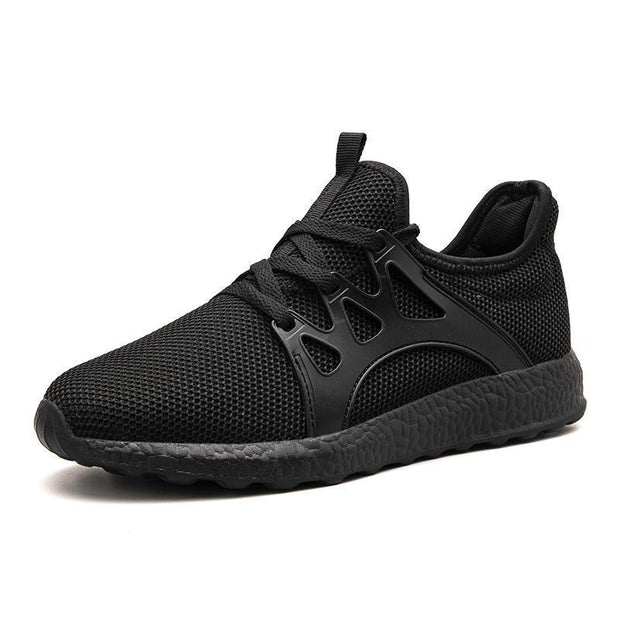 Mens Casual Fashion Comfortable Breathable Sneakers 129220 Black / Us 6.5 Men Shoes