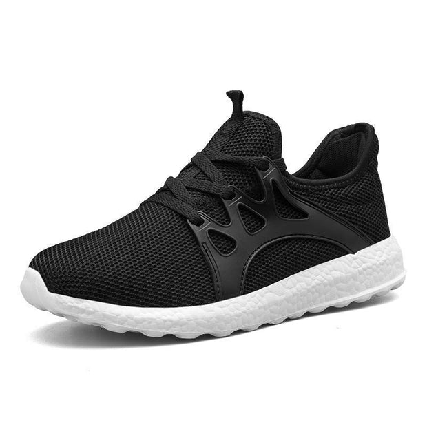 Mens Casual Fashion Comfortable Breathable Sneakers 129220 Black And White / Us 6.5 Men Shoes