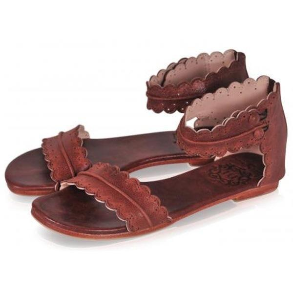 Women Shoes 131024 Reddish Brown / Us 5 Shoes